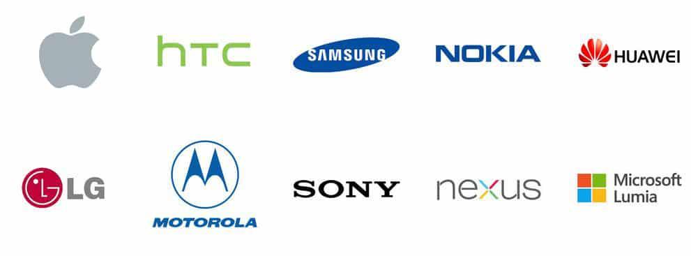 Reparatur Mobiltelefon Hersteller