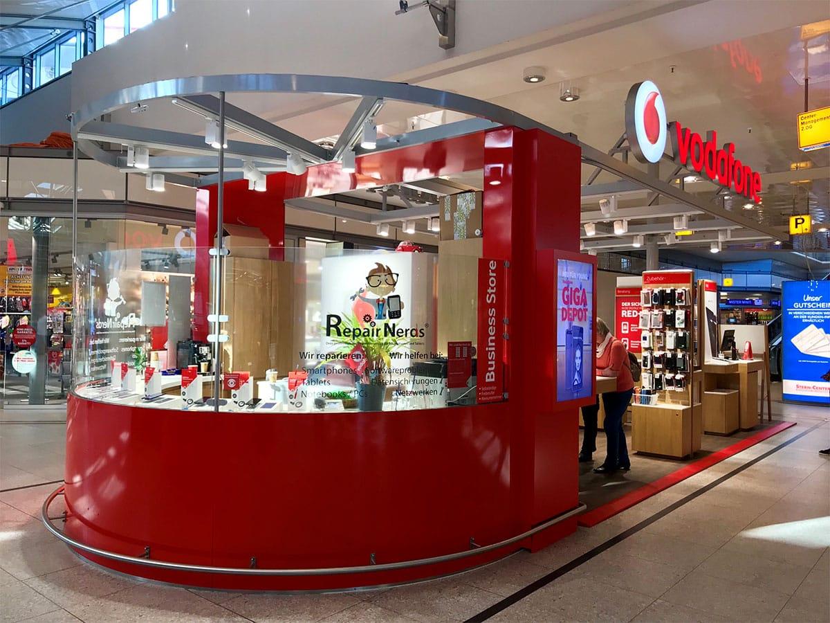 Handyreparatur Potsdam Vodafone