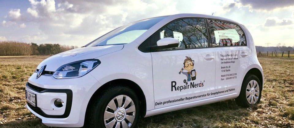 Repair Nerds Mobil